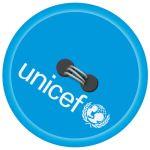 Zbierka UNICEF Modrý gombík